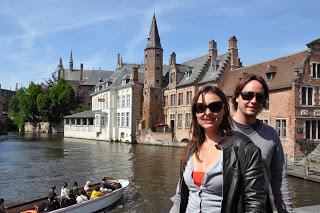 Bruges e Antuérpia