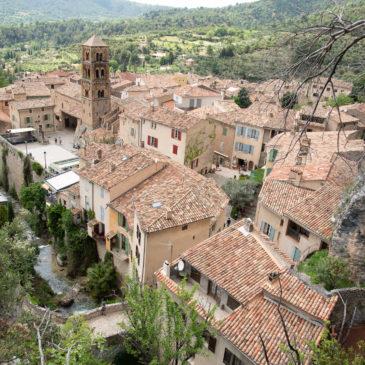 Rota da Lavanda: Moustiers-Sainte-Marie