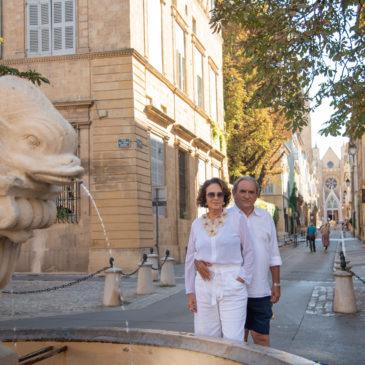 Como se vestir no outono na Provença