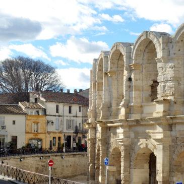 Arles e o legado romano na Provença