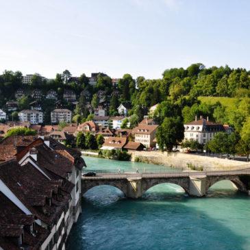 Berna, a encantadora capital suíça