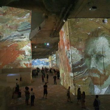 Imperdível em Baux-de-Provence: Carrières de Lumières