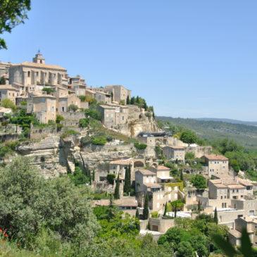 Gordes, Abbaye de Sénanque e Roussillon