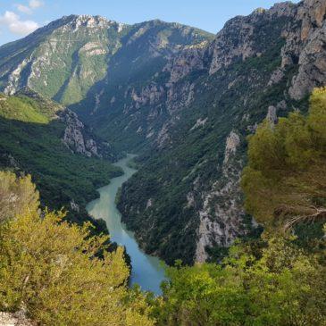Gorges du Verdon e Rota da Lavanda