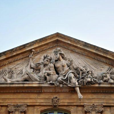 Praças de Aix-en-Provence