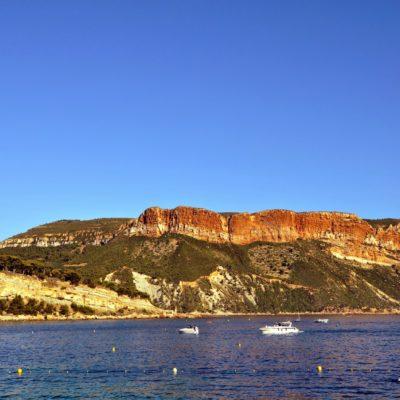 Cassis, provençal à beira-mar