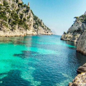 Caminho das pedras: como pra chegar nas Calanques