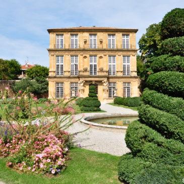 Parques e jardins onde fazer piquenique em Aix-en-Provence