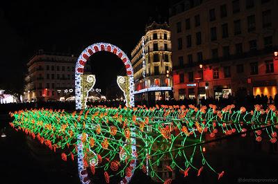 24 horas mágicas em Lyon