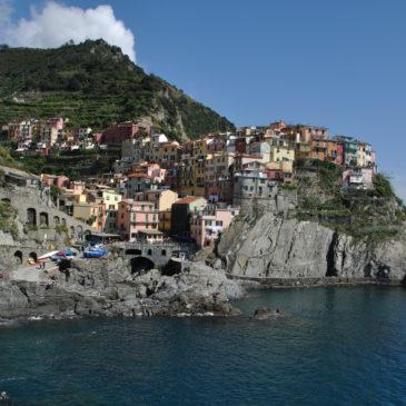 Cinque Terre: explorando as trilhas nas montanhas ligúrias