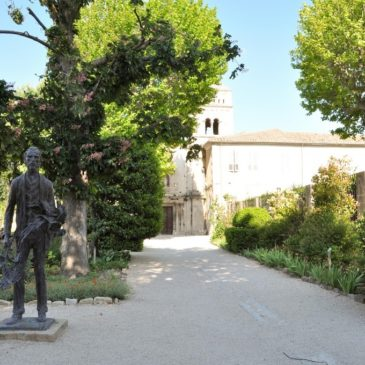 Saint-Paul de Mausole, a clínica onde Van Gogh ficou internado