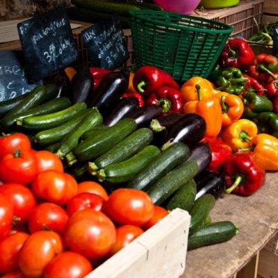 Legumes direto do produtor