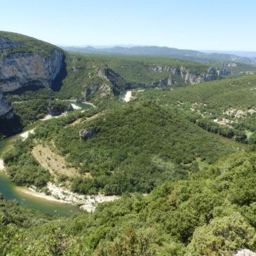 Roteiro de três dias no sul da França: Drôme e Ardèche