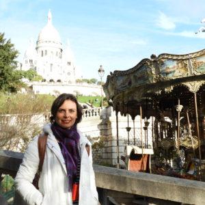 Montmarte e a Sacre Coeur