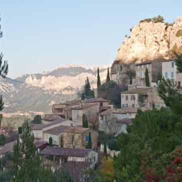 Turismo enogastronômico no Mont Ventoux, Provença