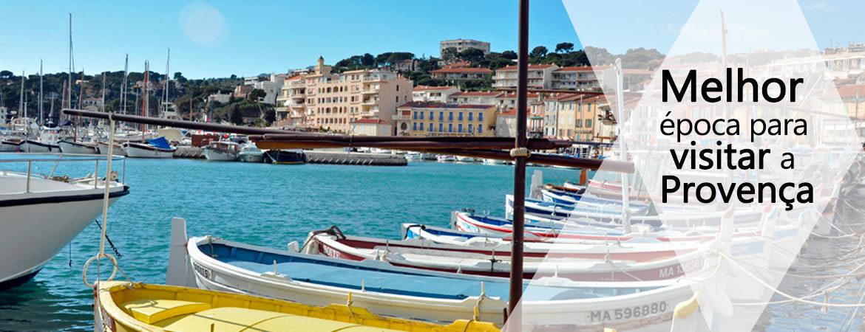 Melhor época para visitar a Provença