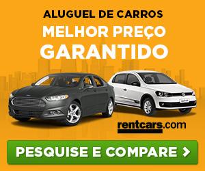 Aluguel de carros- Rentcars