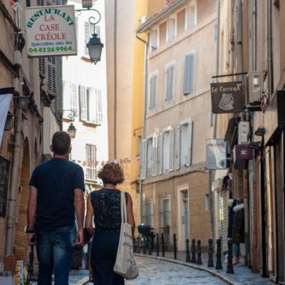 Centro de Aix-en-Provence