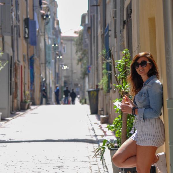 Ensaio fotográfico no bairro Le Panier, Marseille