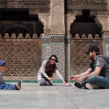 Roteiro no Marrocos com criança: erros e acertos