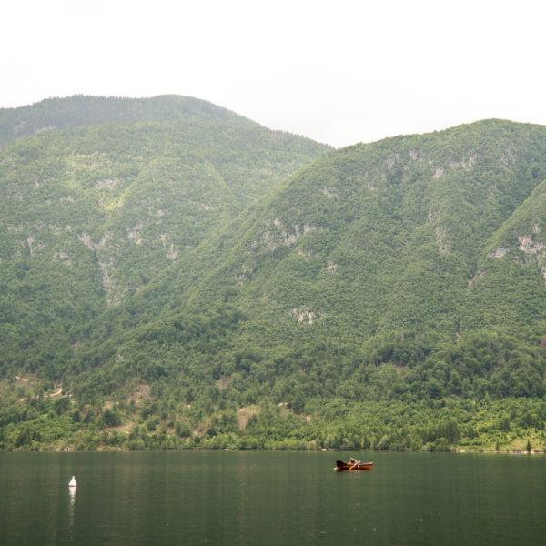 Lago Bohinj, Eslovênia