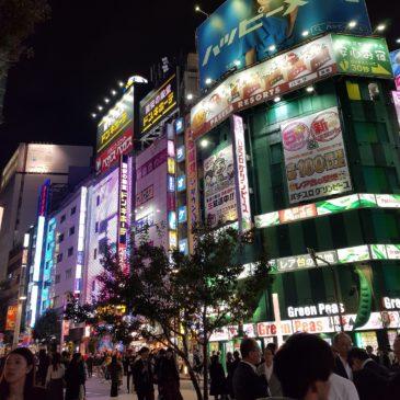Diário do Japão: a fascinante Tóquio