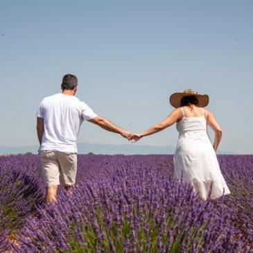 Destinos de lua de mel na Provence
