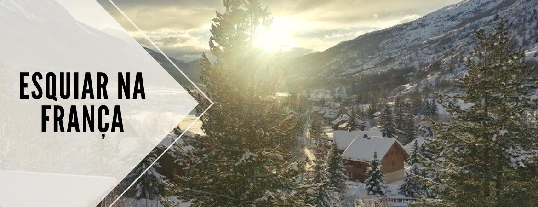 esqui na frança