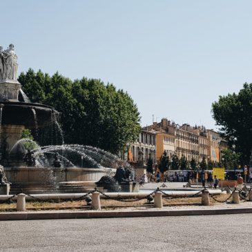 Onde estacionar em Aix-en-Provence
