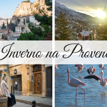 Provence no inverno: dicas e roteiro
